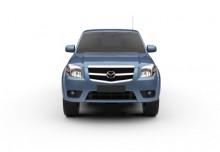 Mazda BT-50 L-Cab (2009-2012) Front