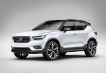 Volvo XC40 T5 AWD Geartronic (seit 2017) Front + links