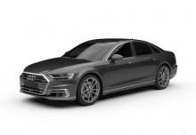 Audi A8 55 TFSI quattro tiptronic (seit 2017) Front + links