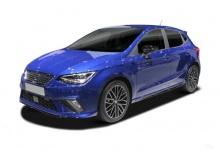 Seat Ibiza 1.0 MPI S&S (seit 2017) Front + links