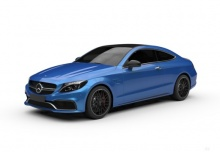 Mercedes-Benz AMG C 43 Coupe 4Matic 9G-TRONIC (2017-2017) Front + links