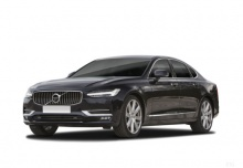 Volvo S90 T5 Geartronic (2016-2017) Front + links