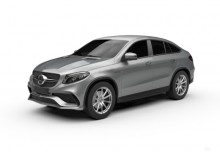 Mercedes-Benz AMG GLE 43 Coupe 4M 9G-TRONIC (seit 2017) Front + links