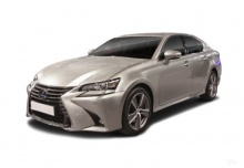 Lexus GS 300h (seit 2016) Front + links