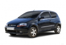 Chevrolet Kalos 1.2 Gas (2005-2008) Front + links
