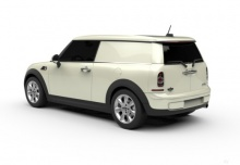 MINI Mini Clubvan (2012-2012) Heck + links