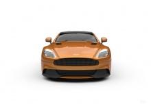 Aston Martin Vanquish Coupe (2013-2013) Front