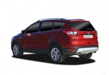 Ford Kuga 1.5 TDCi 2x4 Aut. (seit 2017) Heck + links