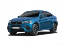 BMW X6M (2014-2014) Front + links
