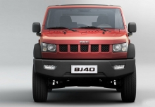 BAIC B40 (seit 2017) Front