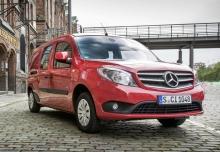 Mercedes-Benz Citan 109 CDI kompakt (seit 2012) Front + rechts