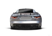 Jaguar F-Type Coupe AWD Aut. (2017-2017) Heck
