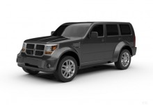 Dodge Nitro 2.8 CRD DPF (2007-2009) Front + links