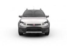 Fiat Sedici 1.6 16V 4x4 (2013-2013) Front
