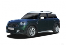 MINI Mini Cooper D Countryman (2016-2016) Front + links