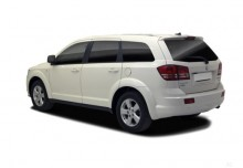 Dodge Journey 2.0 CRD (2008-2010) Heck + links