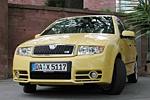 Skoda Fabia RS: Sportmodell auf Diesel-Basis