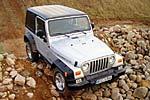 Jeep Wrangler: Offroad-Akrobatik im Sondermodell Rubicon
