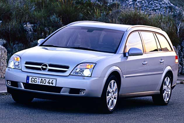 Opel Vectra Caravan: Wichtigstes Familien-Mitglied kommt zuletzt