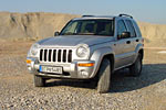 Jeep Cherokee 2.5 CRD: Mit Willys Enkel über Land