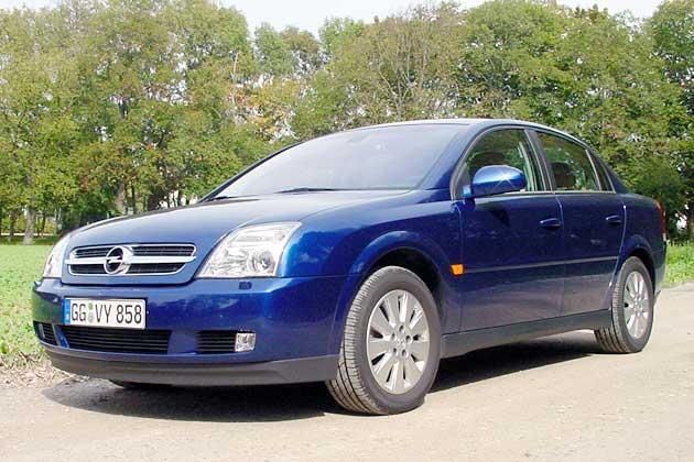Opel Vectra 2.0 Turbo im Test: Einen Gang zugelegt