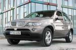 BMW X5 4.4i im Modelljahr 2004: Edelmann mit Bären-Kräften