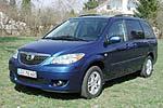 Mazda MPV 2.0 CD Exclusive6 Karakuri: Van es mal eng wird