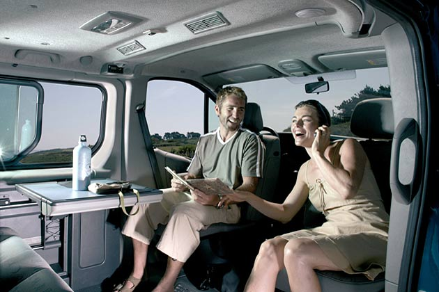 Renault Trafic Generation 2.5 dCi: Fahrende Ferienwohnung