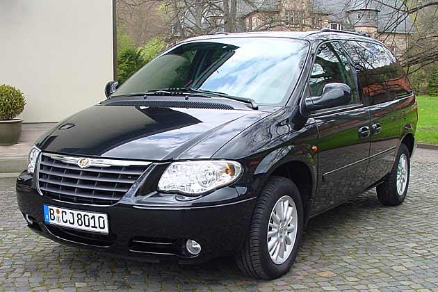 Neuer Diesel für den Chrysler-Van: Warp 2.8 fürs Raumschiff Voyager