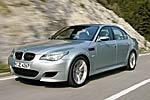 Macht-Mobil: Luxuriöse 507-PS-Rakete BMW M5 im Test
