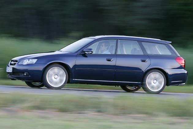 Subaru Legacy Kombi 3.0R spec.B: Supersportlich