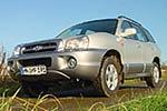 Hyundai Santa Fe: Gelegenheits-Allradler mit Zwillingsdiesel