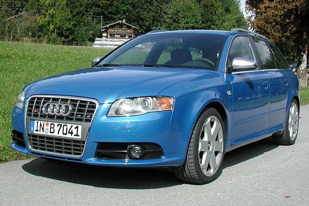 Audi S4 Avant: Eine eilige Familienangelegenheit