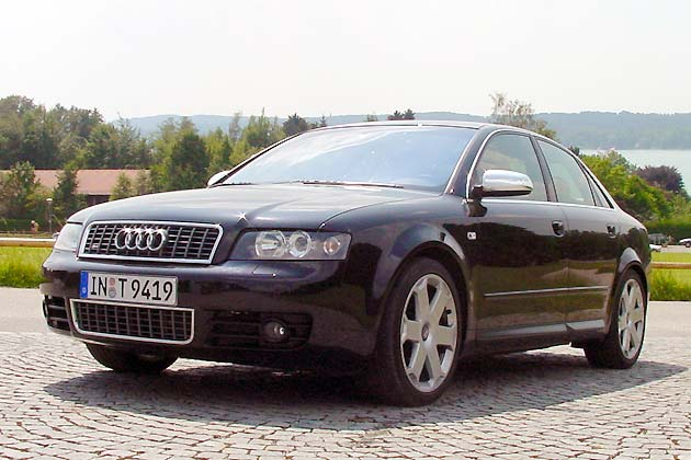 Audi S4 4.2 quattro: S' pressiert gewaltig