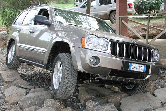 Neuer Jeep Grand Cherokee: Des großen Häuptlings Frische-Kur