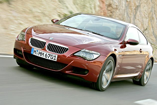 Sechs-Intercity: Der neue BMW M6 im Test
