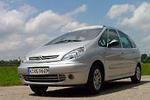 Citroën Xsara Picasso: Zweiliter-Benziner mit Automatik