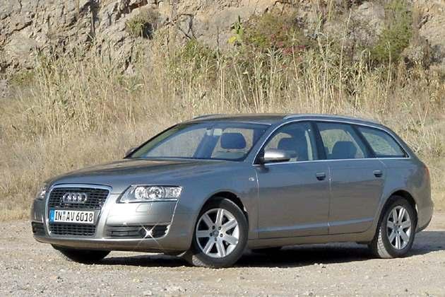 Audi A6 Avant: Test der neuen Einstiegsversion 2.0 TFSI