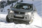 Suzuki Grand Vitara im Test: Mit sauberem Diesel und ESP unterwegs