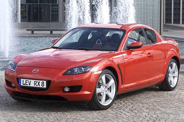 Mazda RX-8: Viertüriger Flitzer mit Wankelmotor und Platz für Vier