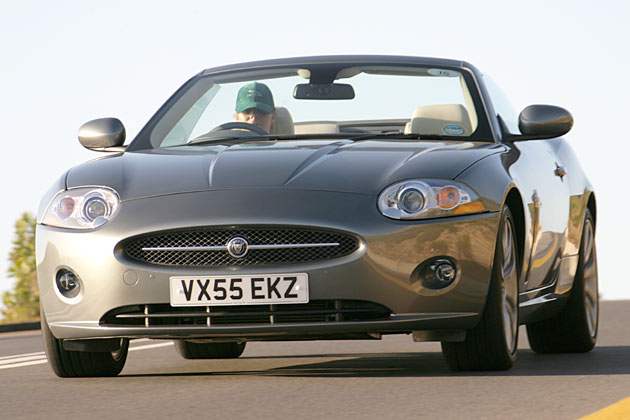 Jaguar XK Cabriolet im Test: Very British