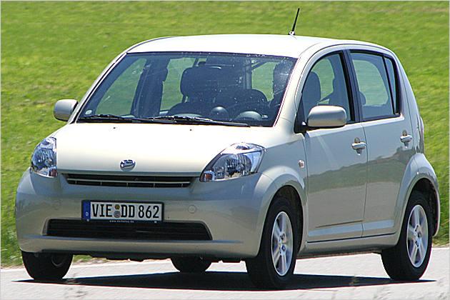 Vierling für Stadt, Land, Fluss im Test: Daihatsu Sirion 1.3 Eco 4WD