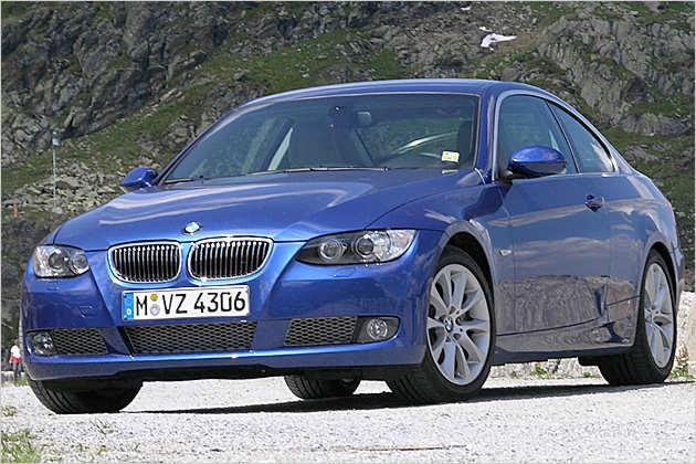 Eilige Form-Sache: BMW 335i Coupé im Test