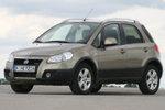 Fiat Sedici Diesel: Kleinwagen-SUV-Mix im Test