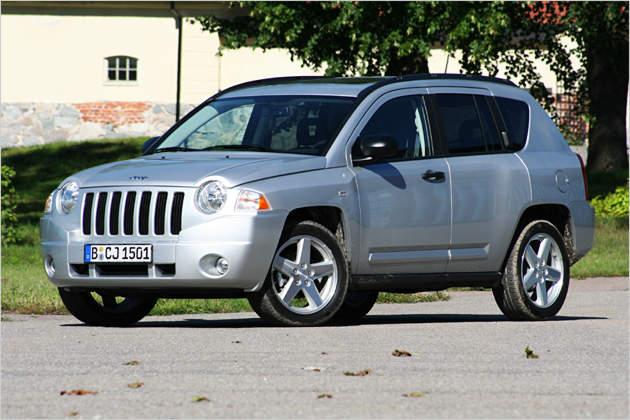 Compass zeigt den Weg: Neuer Kompakt-SUV von Jeep im Test