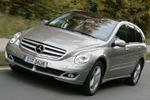 Der neue Mercedes R 320 CDI: 224 PS und Platz für sechs