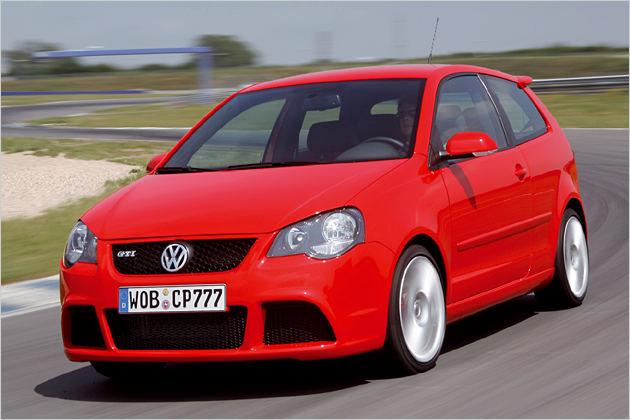 Volkswagen Polo GTI Cup Edition und sein Rennsport-Vorbild im Test