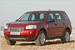 Land Rover Freelander 2 TD4 HSE: Britisches Chamäleon im Test
