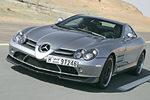 Gefährliche Liebschaft: Der Mercedes SLR McLaren 722 Edition in Dubai