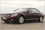 Intellektuelles Schlaraffenland: Mercedes CL 600 im Test